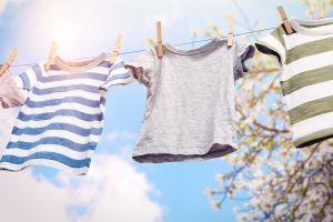 Mostró cómo tiende la ropa y crea polémica en redes sociales