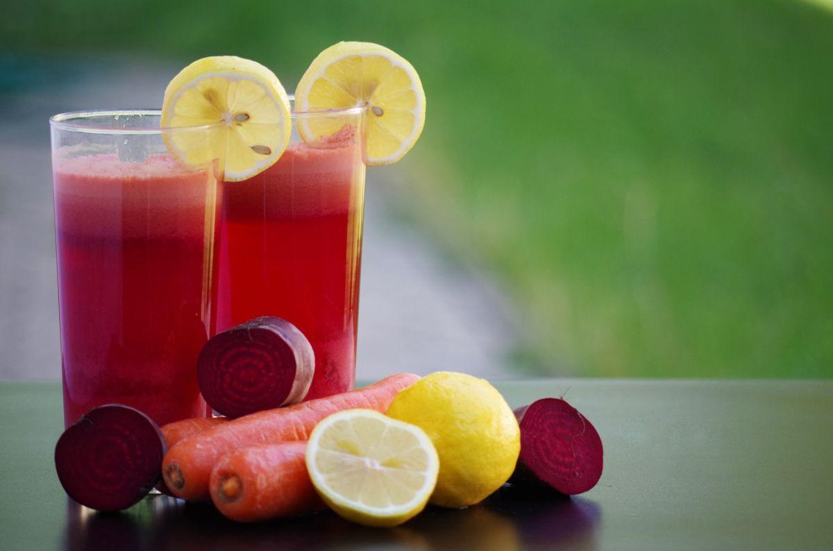 El jugo de remolacha es un gran aliado para regular la presión arterial, combatir la anemia, las deficiencias nutricionales