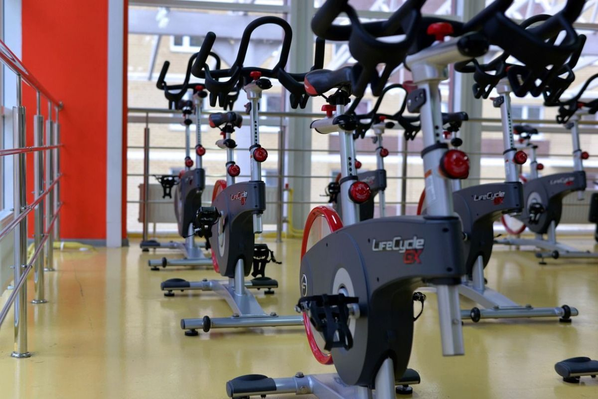 Para muchos, ir al gimnasio es esencial para su salud.