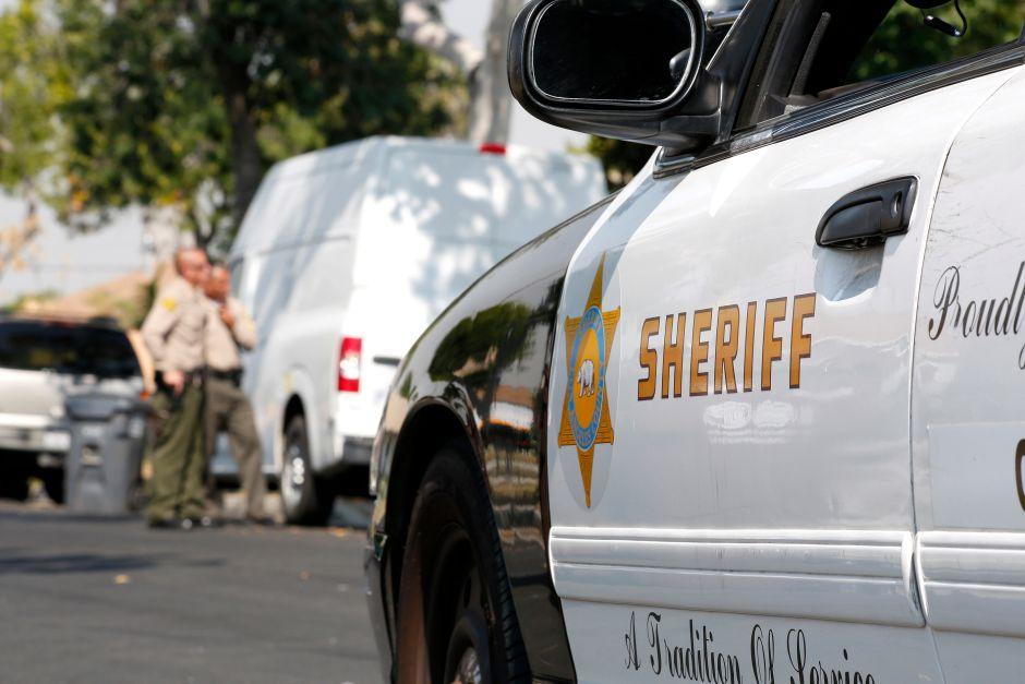 El Sheriff patrulla más de 40 ciudades en el condado de LA.