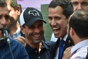 Capriles y Guaidó: las elecciones parlamentarias provocan un cisma en la oposición de Venezuela