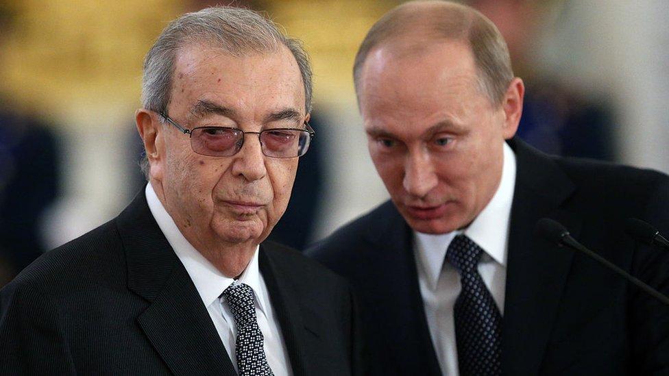 Yevgeny Primakov admitió que la KGB estaba tras de las noticias de que el sida fue fabricado en EE.UU.