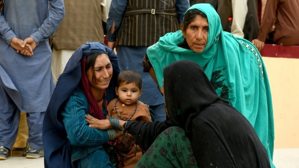 Muchos afganos nunca han conocido la paz.