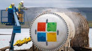 El centro de datos submarino de Microsoft vuelve a la superficie tras pasar 2 años sumergido