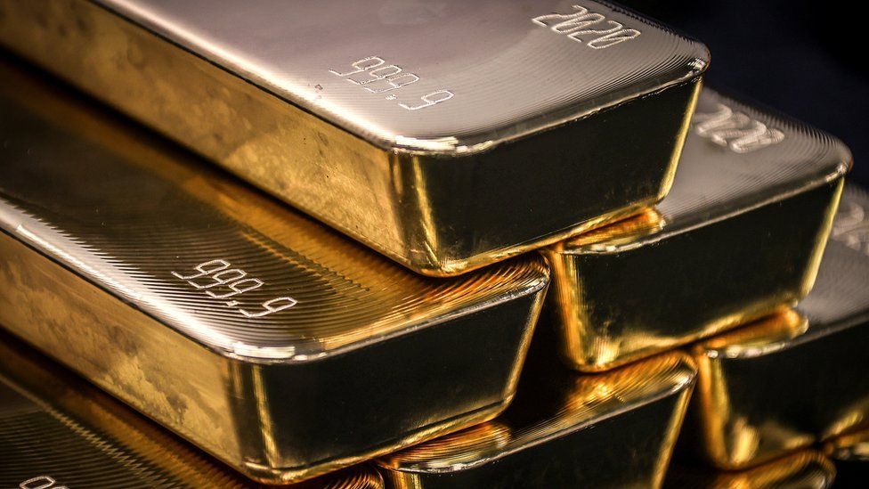 China es el país del mundo que más oro extrae.