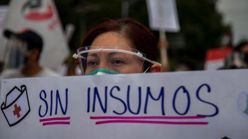 Por qué México es uno de los países con más muertes de personal sanitario por coronavirus