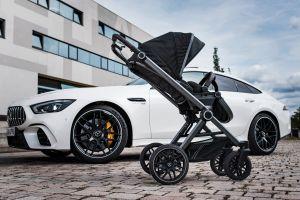 Las carriolas Mercedes-AMG son oficialmente un nuevo producto de la marca