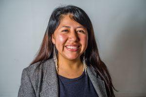 Mayra Medina-Núñez: 'Ser indígena y latina es sinónimo de resistencia'