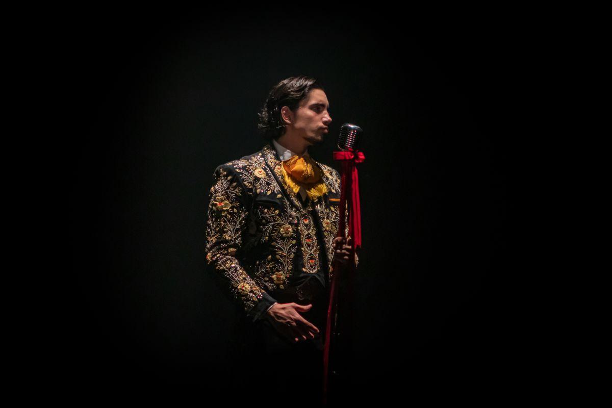 Álex Fernández estrenó recientemente 'Lo que tú necesitas', que formará parte del que será su próximo álbum. Foto: Sony