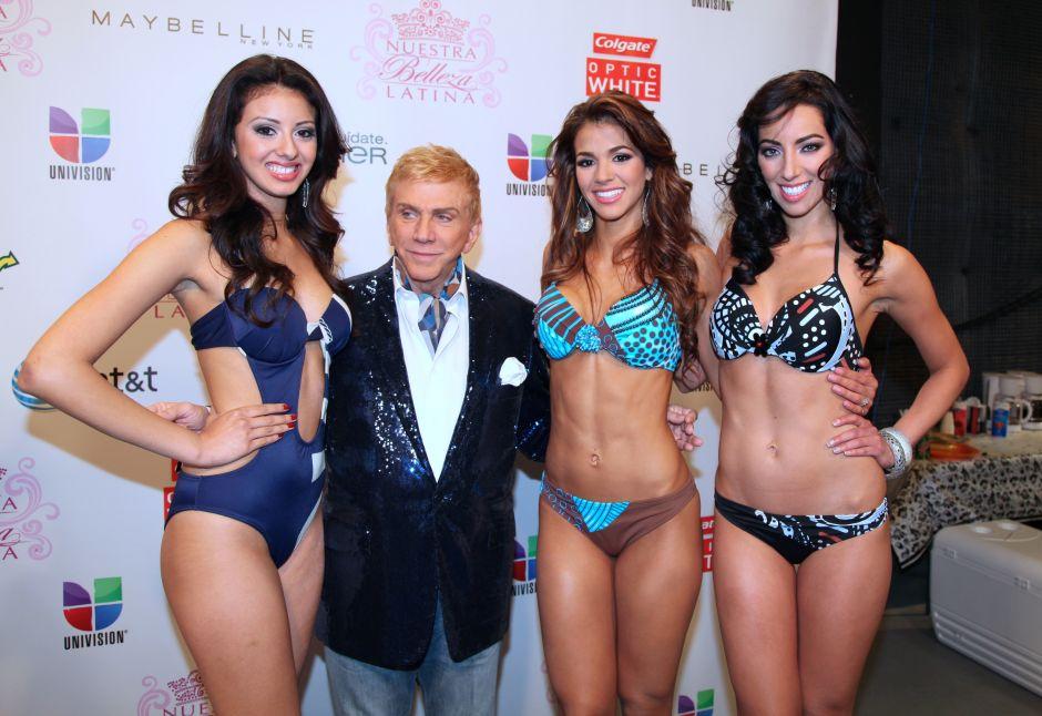 Salen a la luz fotos del zar de la belleza, Osmel Sousa, y su salud causa preocupación