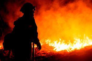 Ordenan evacuaciones en Juniper Hills y Devils Punchbowl debido al avance del Bobcat Fire