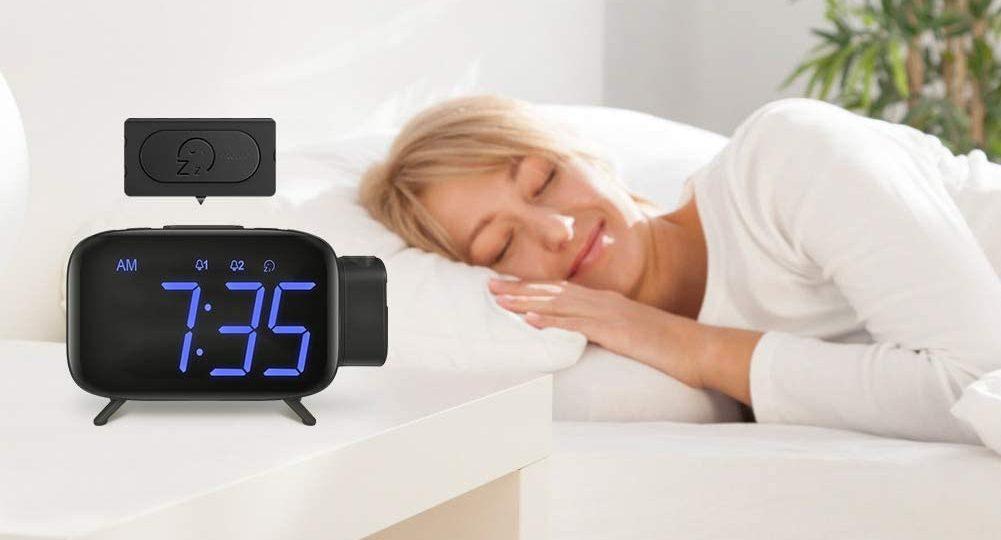 Los 5 mejores relojes despertadores para iniciar la mañana con buen pie