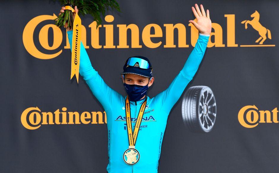 """¡Ganó la etapa reina! """"Superman"""" López voló en el Tour de Francia"""