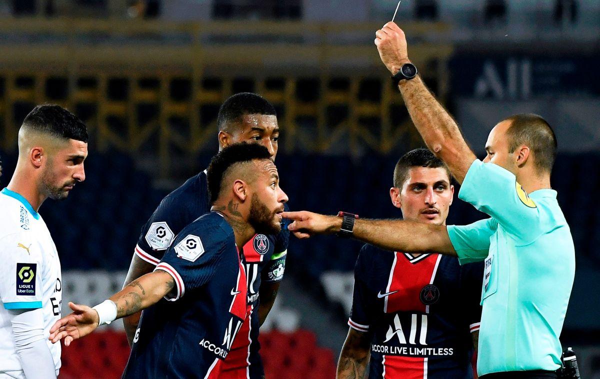 VIDEO: Filtran posible prueba que hundiría a Neymar por decirle insultos racistas a Hiroki Sakai