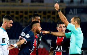 Neymar no jugaría el resto del año por decir insultos homofóbicos