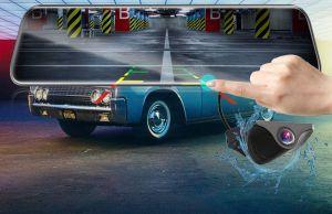 Las 4 mejores cámaras retrovisoras para tener en tu auto y evitar accidentes