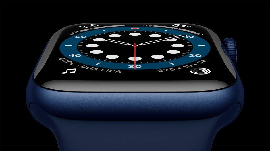 Apple presenta el Watch Series 6, el reloj inteligente que mide el nivel de oxígeno en la sangre