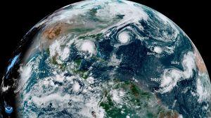 La temporada de huracanes del Atlántico 2020 alcanza el primer lugar en cantidad de ciclones