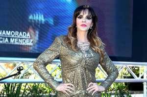 El gran escándalo en la carrera de Lucía Méndez