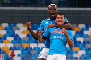 """Tras doblete, """"Chucky"""" Lozano causó buena impresión en Gennaro Gattuso: """"Es un jugador distinto, ya no se cae al suelo como niño"""""""