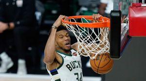 Antetokounmpo es el MVP de la NBA por segundo año consecutivo