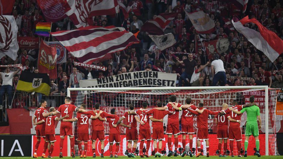 Bayern pagará pruebas de Covid-19 a aficionados para que viajen a Budapest a la Supercopa