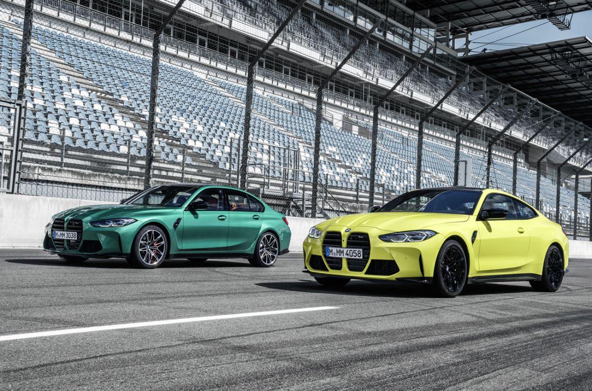M3 Competition y M4 Competition Coupé: los BMW más picantes al ruedo