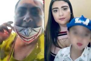 VIDEOS: Jovencita denuncia agresiones de su madre y expareja, le quieren quitar a su hijo, dice