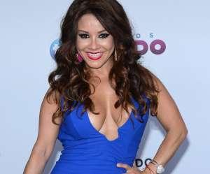 Así lucía Carolina Sandoval cuando actuó en una telenovela hace más de 15 años