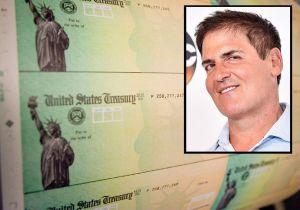 La propuesta de apoyo de $1,000 dólares quincenales impulsada por el millonario Mark Cuban