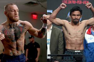 Conor McGregor afirmó que peleará contra Manny Pacquiao
