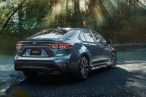 Así es la nueva edición especial del Toyota Corolla 2021 en México