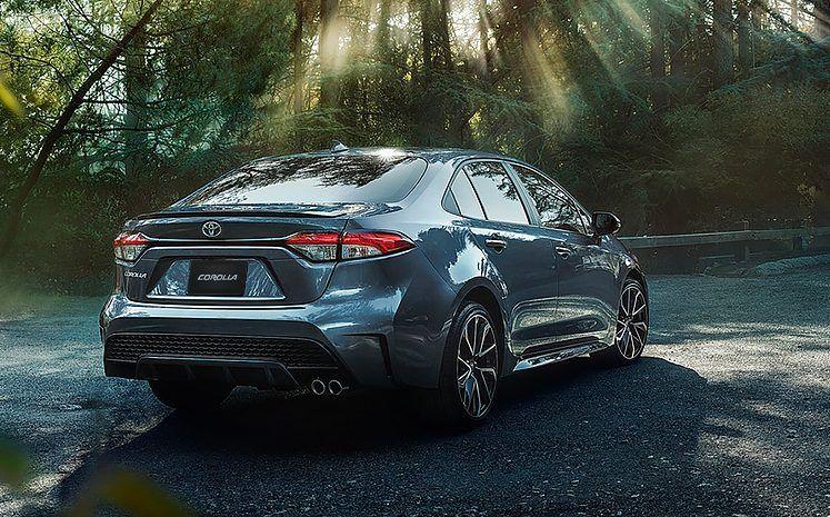 Toyota Corolla 2020. / Foto: Cortesía Toyota.