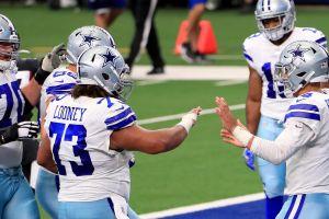Cowboys logra épica remontada de 20 puntos