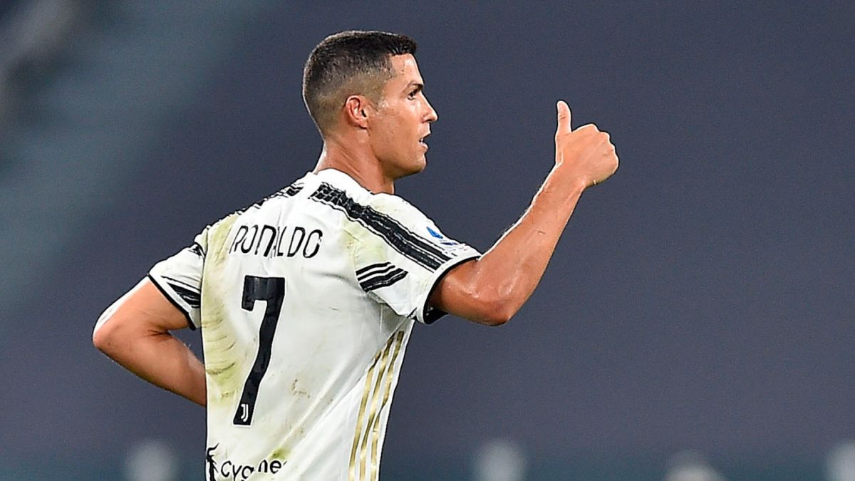 Cristiano Ronaldo celebra la derrota del Barcelona con una foto en Instagram