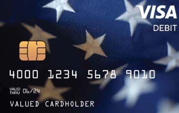 Tarjeta de débito prepagada