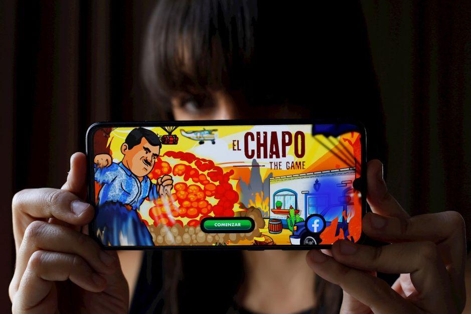 El Chapo Guzmán ya tiene su propio videojuego