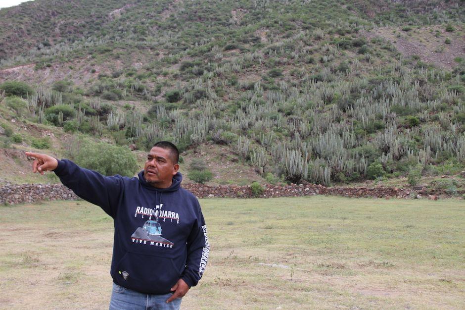 El Prieto, un ex migrante con proyectos turísticos en Bella Vista del Río