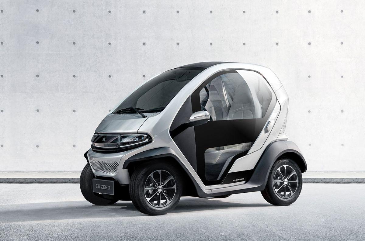 Eli Zero, un pequeño eléctrico chino de 100 km de autonomía