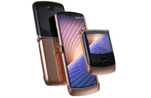 Motorola apela al pasado y lanza nuevo teléfono celular plegable