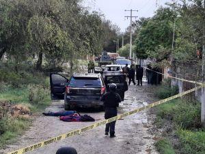 FOTO: Sicarios del narco se enfrentan a balazos y 5 de ellos quedan muertos