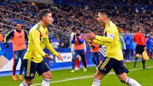 James y Falcao regresan a la selección para jugar eliminatorias