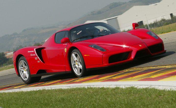 Ferrari Enzo. / Foto: Cortesía Ferrari.