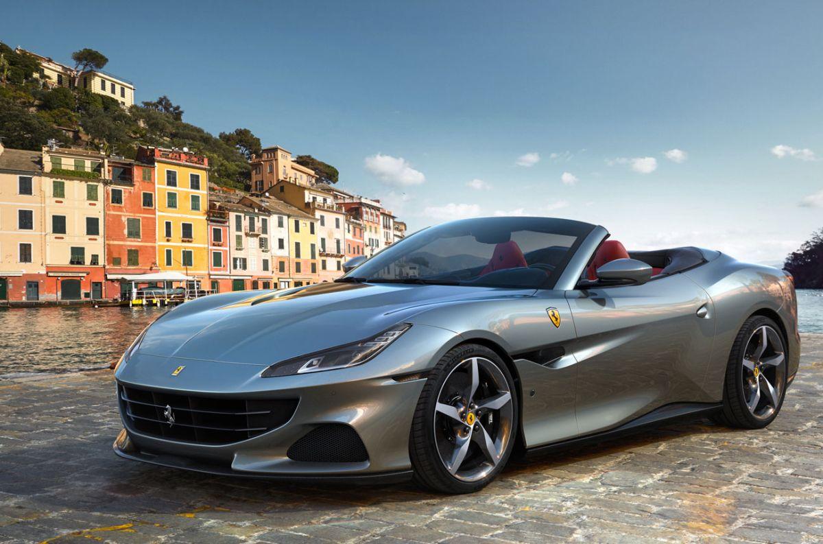 Ferrari Portofino M: deportividad actualizada