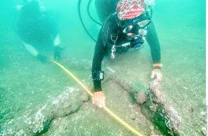 Arqueólogos mexicanos identifican el primer naufragio esclavista de mayas en México