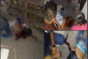 Fotos: Narcos atacan a jovencitos a balazos; así los dejaron