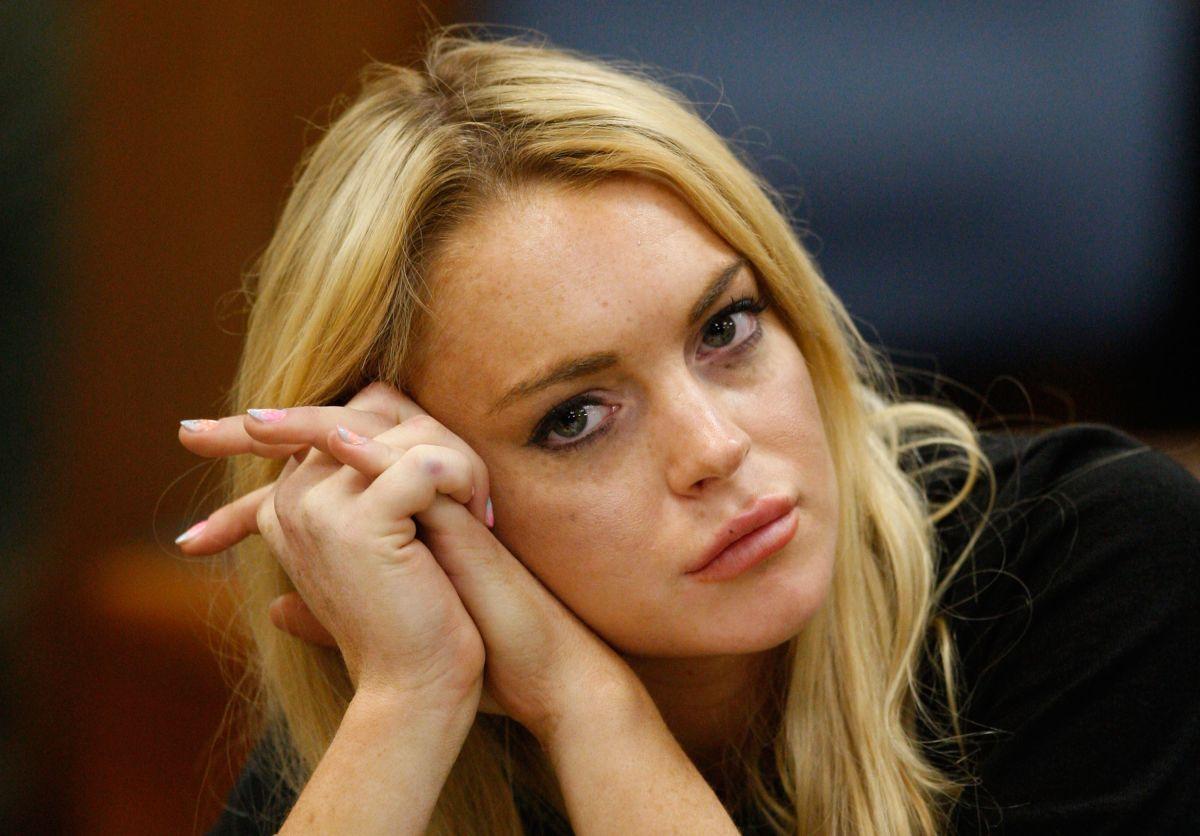 Lindsay Lohan está en problemas otra vez: recibe una demanda a cuenta de un libro que nunca escribió