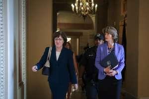 Dos republicanas rechazan votar por reemplazo de Ruth Bader Ginsburg que propondrá Trump para el Supremo