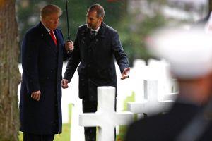 "Trump llamó ""fracasados"" a miles de estadounidenses que murieron en guerra, según informes periodísticos"