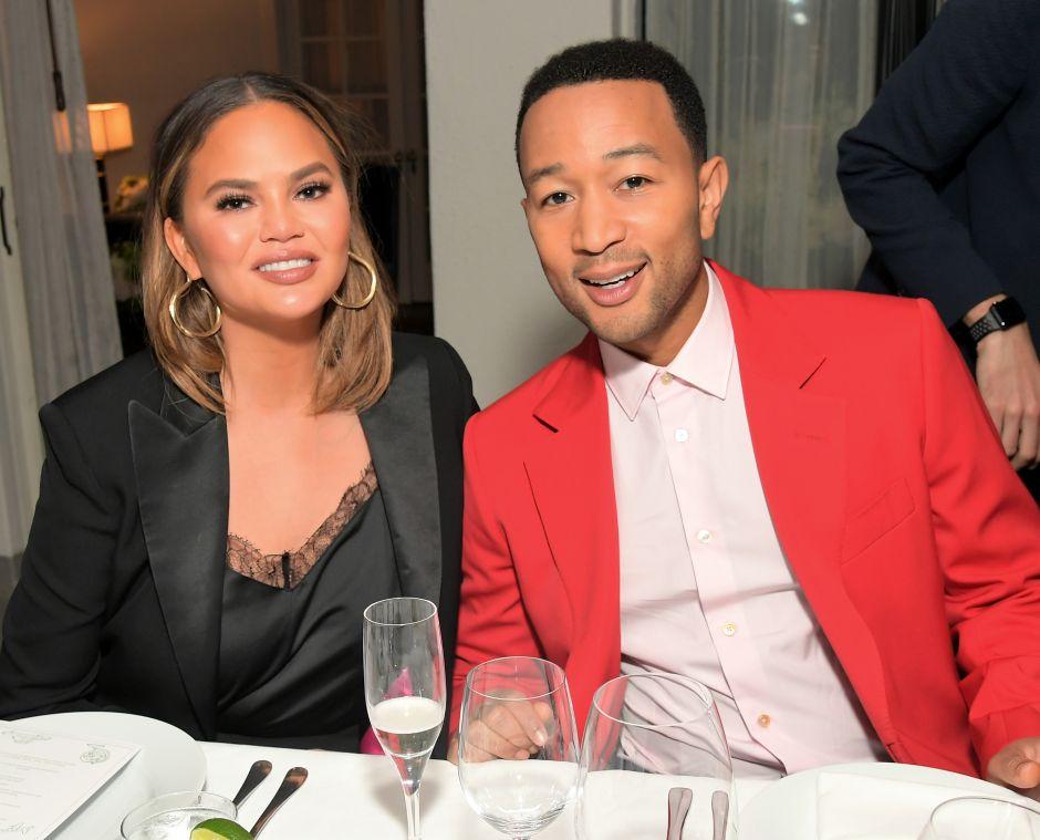 Conoce la espectacular nueva mansión de Beverly Hills de John Legend y Chrissy Teigen